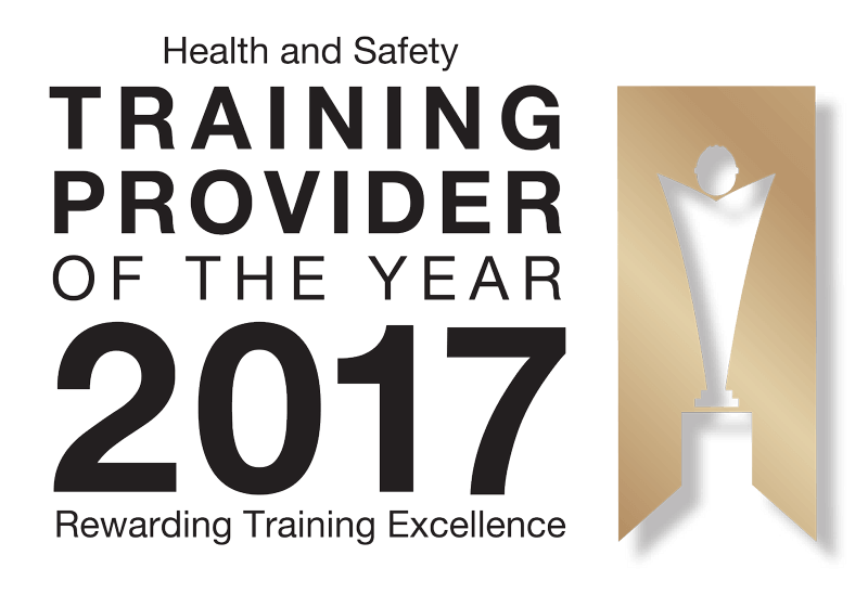 training provider of the year award 2017